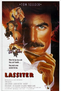 Постер фильма Лэсситер (1984)