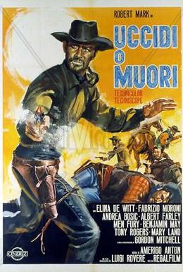 Постер фильма Убей или умри (1966)
