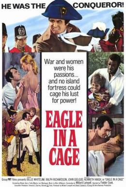 Постер фильма Орел в клетке (1972)