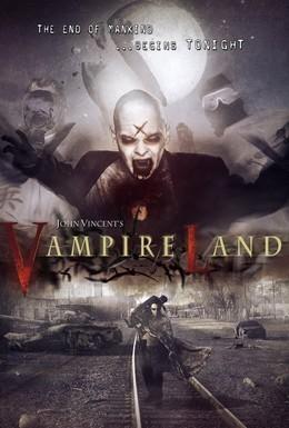 Постер фильма Земля вампиров (2012)