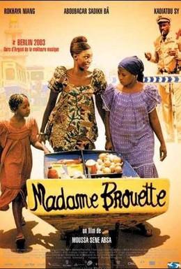 Постер фильма Чрезвычайная судьба мадам Бруэтт (2002)