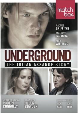Постер фильма История Джулиана Ассанжа (2012)