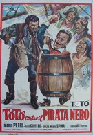 Тото против Черного пирата (1964)