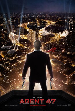 Постер фильма Хитмэн: Агент 47 (2015)