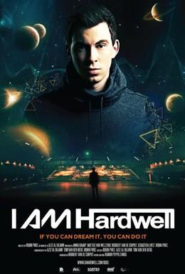 Постер фильма I AM Hardwell Documentary (2013)