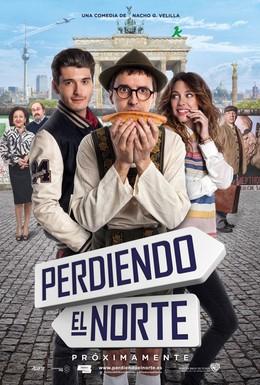 Постер фильма Потерянный север (2015)