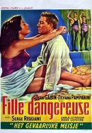 Опасная девушка (1953)