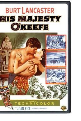 Постер фильма Хозяин острова О'Киф (1954)