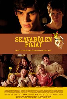 Постер фильма Мальчишки из Скавабёле (2009)