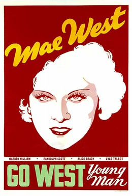 Постер фильма Мэй Уэст навсегда (1936)