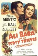 Али Баба и 40 разбойников (1944)
