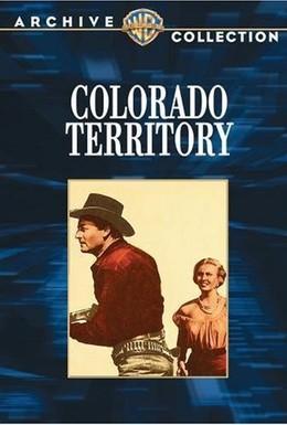Постер фильма Территория Колорадо (1949)