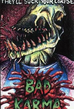 Постер фильма Плохая карма (1991)