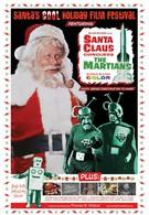 Санта Клаус завоевывает марсиан (1964)