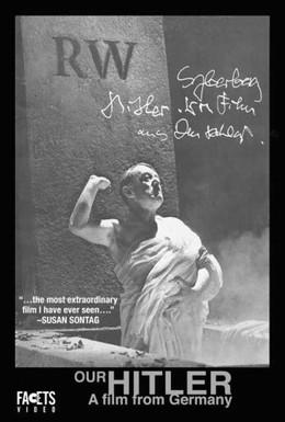 Постер фильма Гитлер – фильм из Германии (1977)