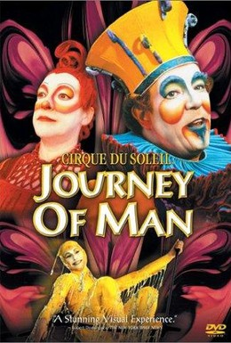 Постер фильма Цирк дю Солей: Большое путешествие (2000)