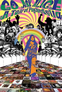 Постер фильма Дневник Алисы (1973)