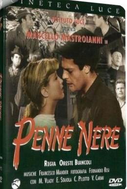 Постер фильма Чёрные перья (1952)