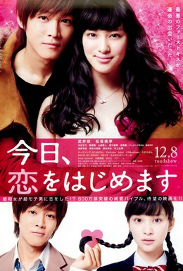 Постер фильма Любовь для начинающих (2012)