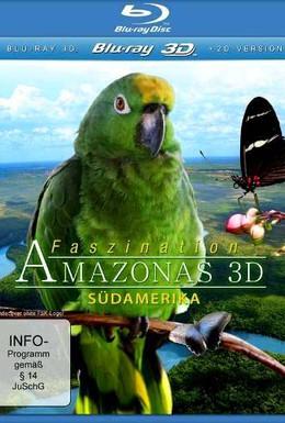 Постер фильма Амазонка 3D (2012)