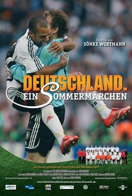 Постер фильма Германия. Летняя сказка (2006)