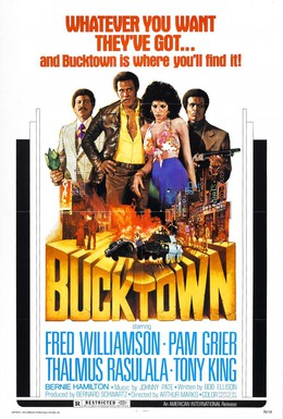 Постер фильма Бактаун, США (1975)
