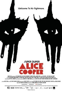 Постер фильма Супер-пупер Элис Купер (2014)