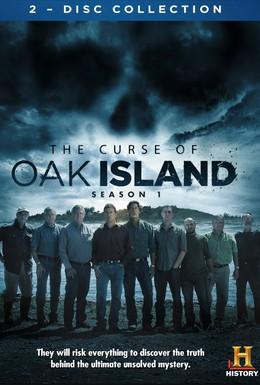 Постер фильма Проклятие острова Оук (2014)