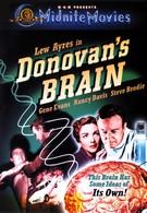 Мозг Донована (1953)