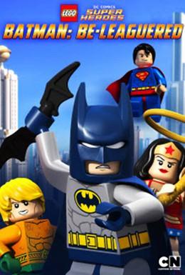 Постер фильма LEGO Бэтмен: В осаде (2014)