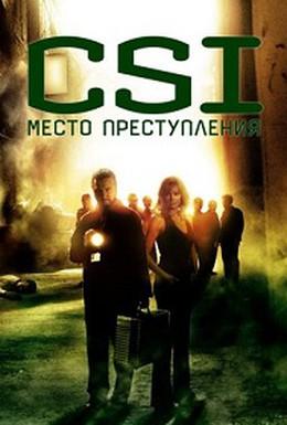 Постер фильма CSI: Бессмертие (2015)