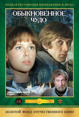 Постер фильма Обыкновенное чудо (1978)