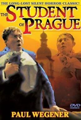 Постер фильма Пражский студент (1913)
