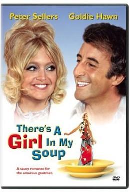 Постер фильма Эй! В моем супе девушка (1970)