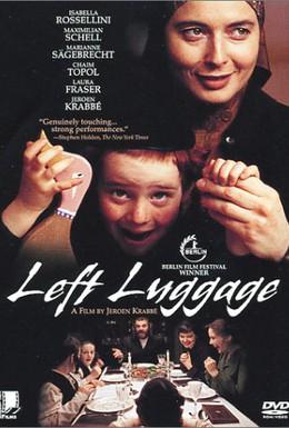 Постер фильма Оставленный багаж (1998)