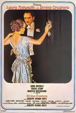 Постер фильма Божественное создание (1975)
