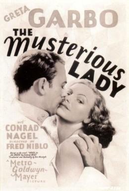 Постер фильма Таинственная дама (1928)