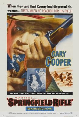 Постер фильма Стрелок из Спрингфилда (1952)