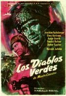 Зелёные дьяволы Монте-Кассино (1958)