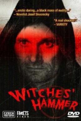 Постер фильма Молот ведьм (1970)