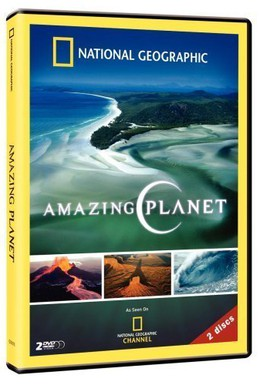 Постер фильма National Geographic: Удивительная планета (1996)