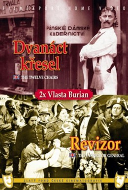 Постер фильма Ревизор (1933)