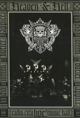 Постер фильма Heaven and Hell: Live from Radio City Music Hall (2007)