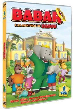 Постер фильма Бабар и приключения слонёнка Баду (2010)