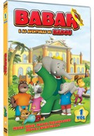 Бабар и приключения слонёнка Баду (2010)