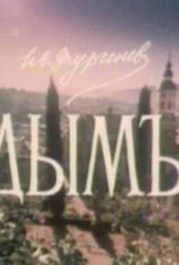 Постер фильма Дым (1992)