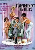 Квартира для девочек (1963)
