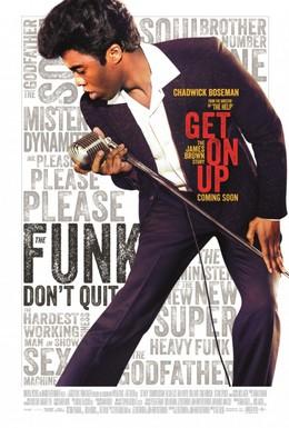 Постер фильма Джеймс Браун: Путь наверх (2014)