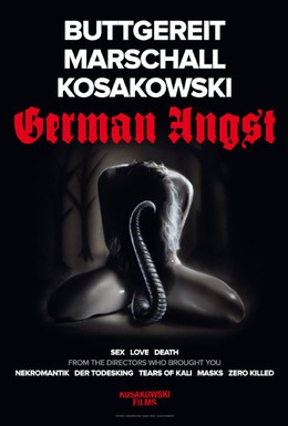 Постер фильма Немецкий страх (2015)