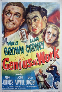 Постер фильма Гении за работой (1946)